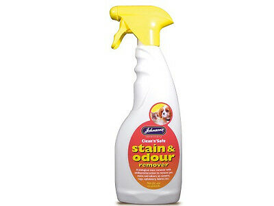 Johnsons Clean 'n' Safe Stain & Odour Remover 500ml