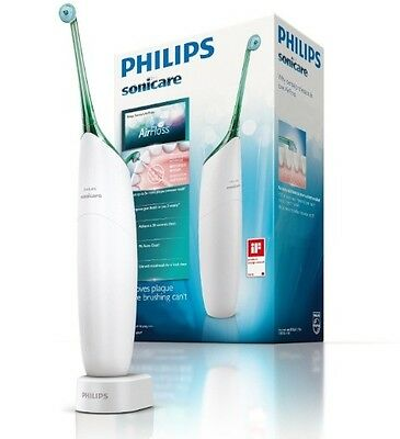 PHILIPS SONICARE HX8211/02 AirFloss NEW Rechargeable Power Flosser + Warranty