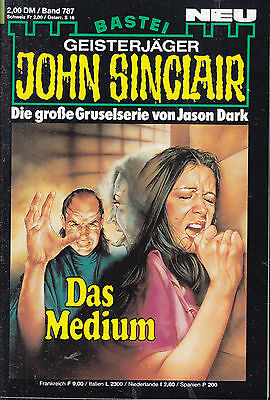 John Sinclair Nr. 787, Das Medium
