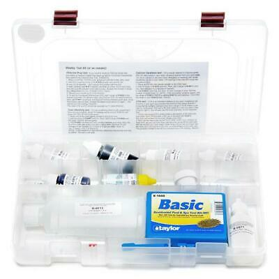 TFTestkit Swimming Pool Water Test Kit FAS-DPD, New Complete