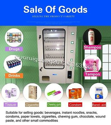 candy vending machine,condoms candy dispenser,coin acceptor,5 kinds products