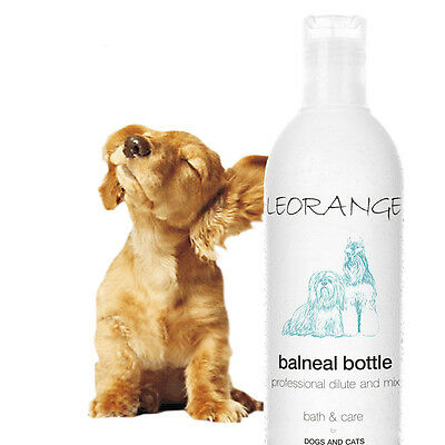 Professional DIY Dog Pet Puppy Healthy Shampoo Dilution Bottle Medicated Holder