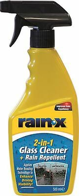 Rain X Weatherbeater Rain Repellent and Glass Cleaner 500ml