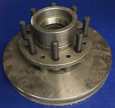 "Kodiak Rotor-13-10 13"" Automotive Finish 10K-12K Axle & Hub"