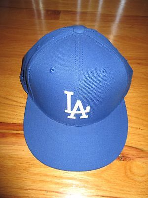 997ef7dc95e American Needle Cooperstown Collection LOS ANGELES DODGERS (Size 7 1 2) Cap