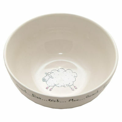 0057.098 Price and Kensington Home Farm Moo Baa Quack Oink Cereal Rice Bowl