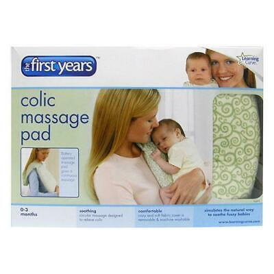 The First Years Learning Curve Colic Massage Pad Baby 0-3 Months