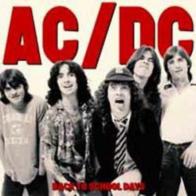 Ac / Dc - Back To School Days DLP #101097