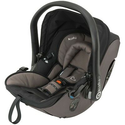 Kiddy Babyschale Evolution Pro 2 Autoschale Walnut