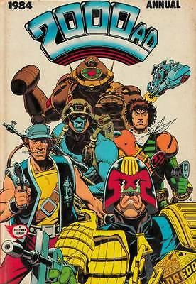 2000 AD 1984 Annual Graphic Novel