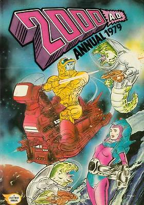 2000 AD 1979 Annual Graphic Novel