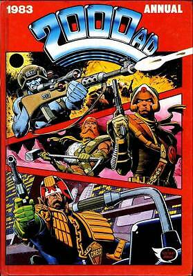 2000 AD 1983 Annual Graphic Novel