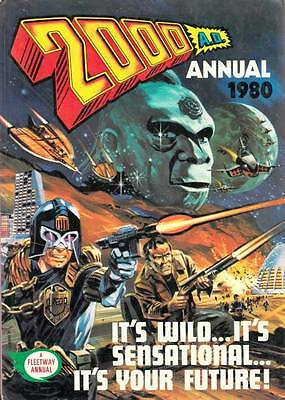 2000 AD 1980 Annual Graphic Novel