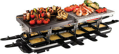 Russell Hobbs Classics Raclette per 12 Persone