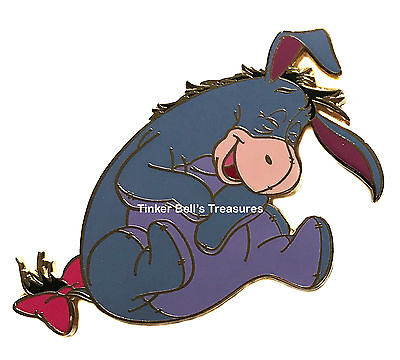 DISNEY AUCTIONS Pin LE 250 - Laughing Eeyore (Winnie-the-Pooh)