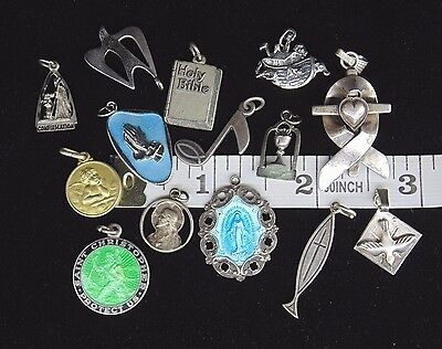 STERLING SILVER DOG CANINE THEMED CHARMS MINIATURE FIGURINE PENDANT YOUR CHOICE!