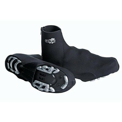 Gator All Terrain 3.0mm Neoprene Cycling Booties Large