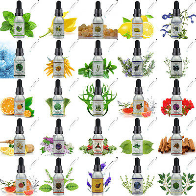 50ml Pure Natural Premium Essential Oil Therapeutic Grade Aromatherapy Oils