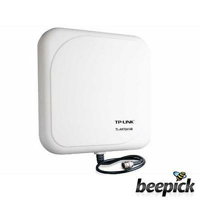TP-Link TL-ANT2414B 2.4GHz 14dbi Outdoor Directional Panel Antenna #2126
