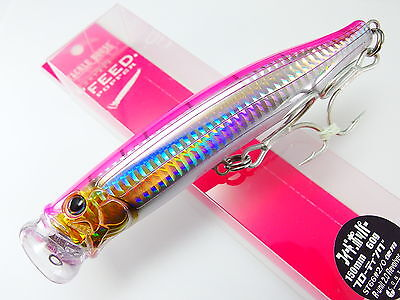 TACKLE HOUSE - FEED POPPER 150 150mm 60g #3 PINK BACK