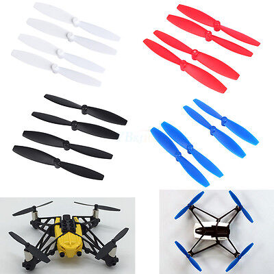 4x A &C Propeller Props Blade Replacement Pour Parrot Minidrones Rolling Spider