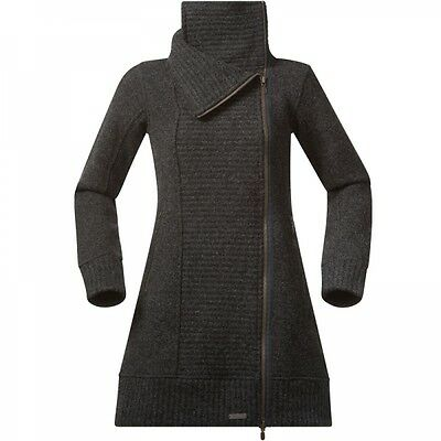 Bergans Kariel Lady Coat Damen Herbst- Wintermantel SolidCharcoal
