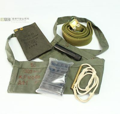 Australian Army Enfield SMLE 303 Rifle Accessories Set #13