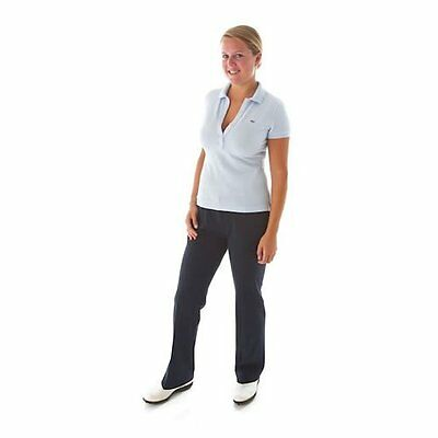 JRB Ladies Classic Strech Golf Trousers Navy Size 8