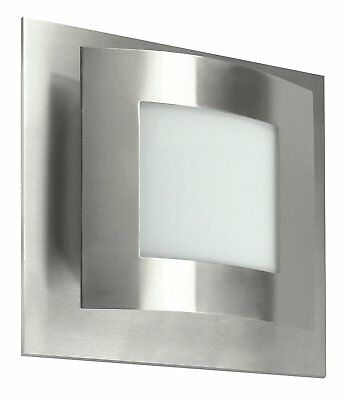 40w Stainless Steel Outdoor Wall Light