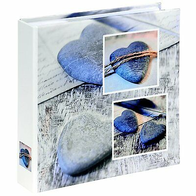 "Hama Catania Memo Album Photo Album 10x15cm 6""x4"" Holiday Wedding 200 Photos NEW"