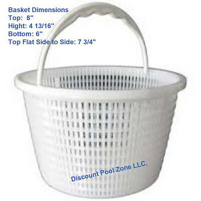 Deluxe Skimmer Basket Kit For In-ground Concrete Skimmer   Astral  05280R0400