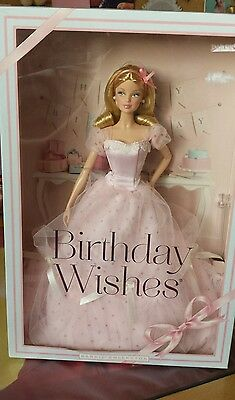 Barbie Birthaday Wishes 2012 Collector Sammler