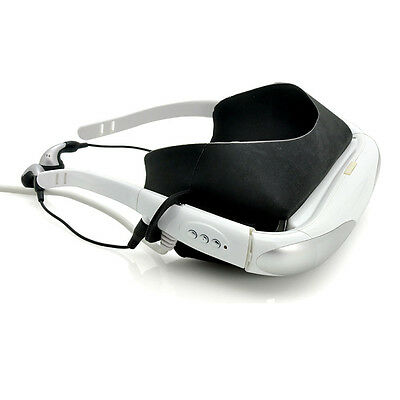98 Inch 3D Virtual Screen HDMI Video Glasses High Resolution 3D movie playback
