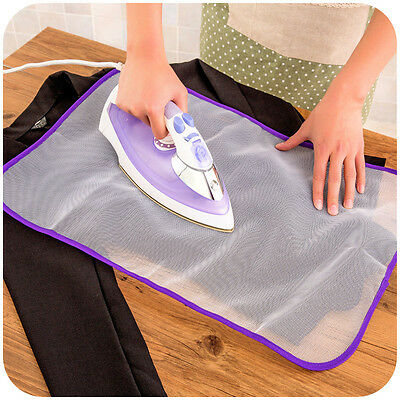 Hot Home Iron Pad Foldable Easy Ironing Mat Table Top Portable For Safer Ironing