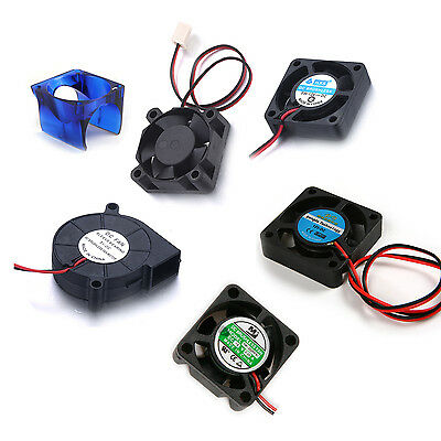 12V Silent Computer PC CPU Cooling Case Fan 2800/ 4500-7000 / 6000-8000RPM/E3DV6