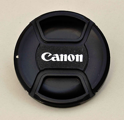 67mm Center-Pinch Front Lens Cap for Canon E-67 100mm 17-85mm 18-135mm 70-200mm