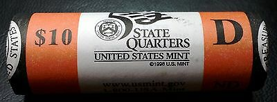2005-P Oregon State Quarter Mint Wrapped Roll - FREE COMBINED S/H