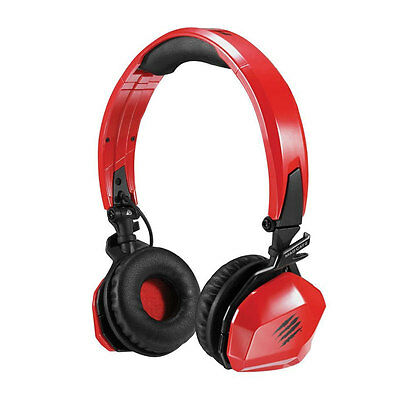 Mad Catz F.R.E.Q.M Wireless Headset with Mic – Red