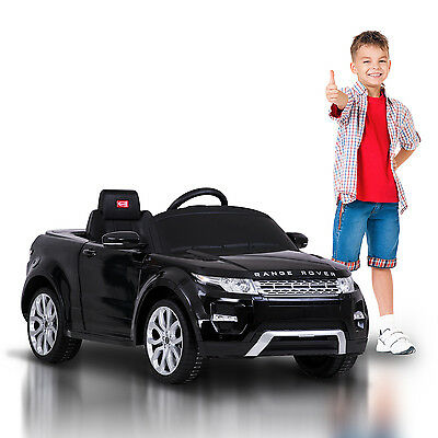 Licensed Land Rover Evoque SQ4 6V Kids Ride On Toy Car Electric Battery Remote
