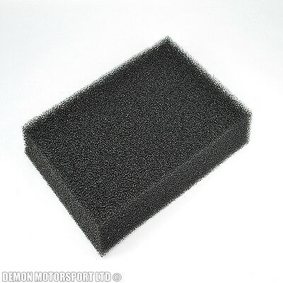 10 x Alloy Fuel Tank Foam Block (380 x 280 x 50) Baffle For Motorsport Use