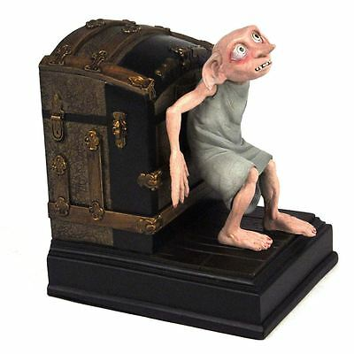 Official Harry Potter Dobbythe House Elf Bookend - Boxed Noble Collection