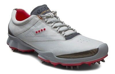 ECCO Womens Biom Golf Shoes White Size 35 (UK 2.5-3)