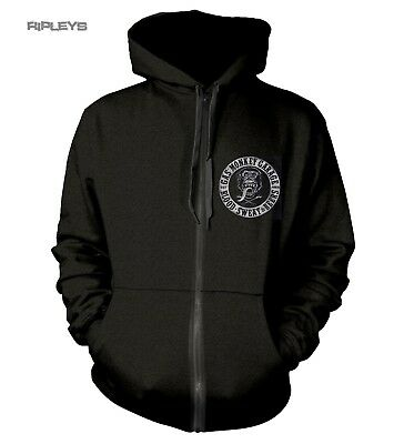 Official PH GAS MONKEY GARAGE Hoody Hoodie Distressed LOGO Zip All Sizes