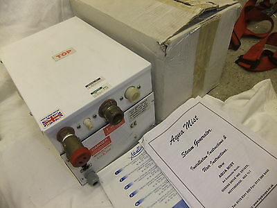 Steam generator sauna, HYDRASPA AQUA MIST 6kw - unused
