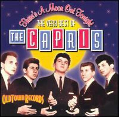 The Capris - There's a Moon Out Tonight: Very Best of [New CD]
