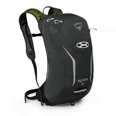 Osprey Syncro 10L Hydration Pack with 2.5L Bladder  - Black