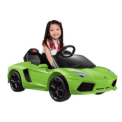Electric Licensed Lamborghini Aventador LP 700-4 Kids Ride On Car Outdoor Toy