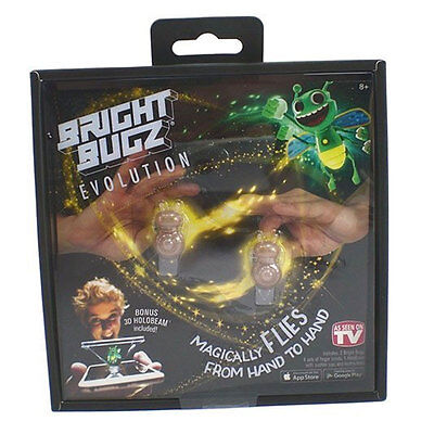 Bright Bugz Evolution Toy Tricks Novelty for kids New Uk