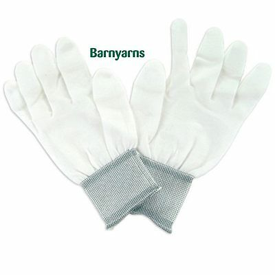 Machinger Machine Quilting Gloves With Finger Grips. Size Medium / Large