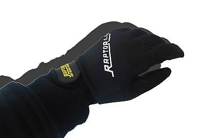 Raptor 4x4 Heavy Duty Winching Gloves XL Off Road Clothing Protection